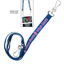 Check out our selection of promotional Lanyards & Attachments. Decorate with your Logo, Brand or point of contact.