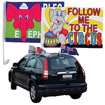 View our range of Promotional Printed Flags