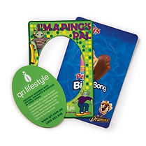 View our range of Promotional Printed Magnets