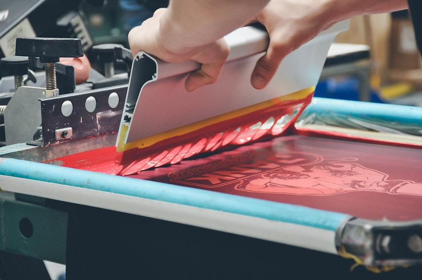 Screen Printing custom t shirts brisbane