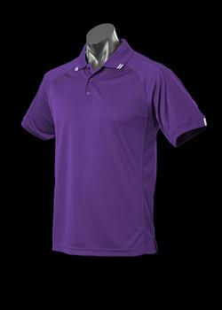 1308 Purple-White