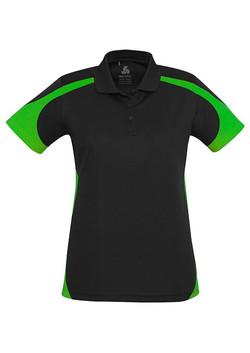 P401LS Black-Green