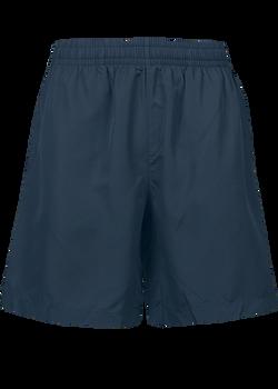 1602-Mens-Pongee-Shorts-Navy