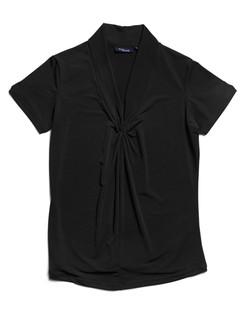 Ladies 1614WS SS Cool Breeze Shirt Black