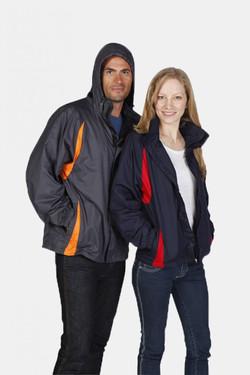 J008HZ-J008UN Shower Proof Sportech Nylon Jacket