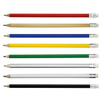 Check out our selection of promotional Pencils. Decorate with Logo, Brand and point of contact.