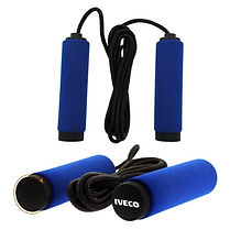 Check out our selection of promotional Skipping Ropes. Decorate with Logo, Brand or point of contact.