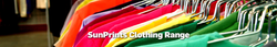 Clothing Range, T-shirts, Polo Shir