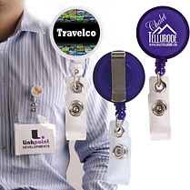 Check out our selection of promotional Tags & Holders. Decorate with your Logo, Brand or point of contact.