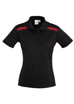 P244LS Black & Red