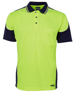 6HCP4 Lime & Navy