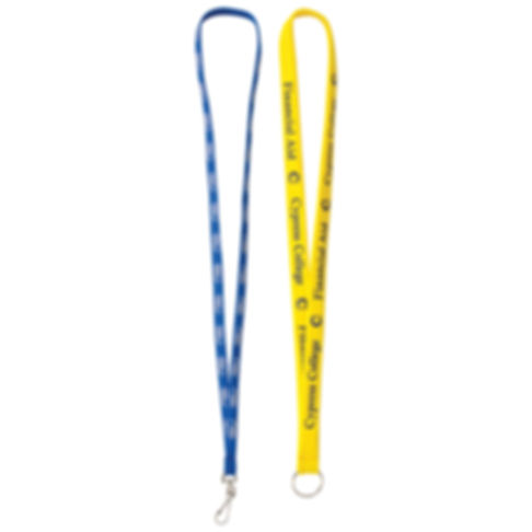 Shoe String Lanyards - 10mm Wide
