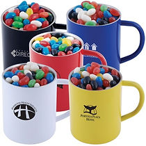 Indulge your clients sweet tooth with our large selection of promotional candy.
