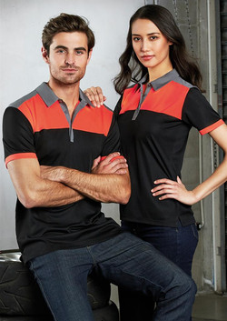 P500MS & P500LS Mens and Ladies Charger Polo