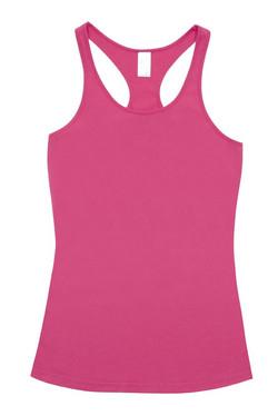 T407LD Ladies Tback Singlet Hot Pink.jpg