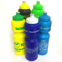 Check out our selection of promotional Drink Bottles. Decorate with Logo, Brand or point of contact.