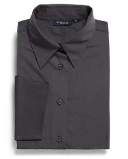 Ladies 1253WL End on End Shirt Slate