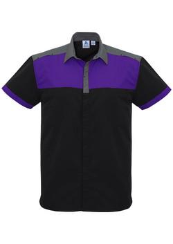 S505MS Black Purple Grey