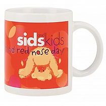 Check out our selection of promotional Mugs. Decorate with Logo, Brand or point of contact.