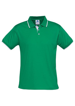 P402MS Men's Green-White