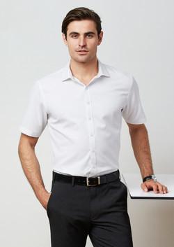 S620MS Mens Stirling Short Sleeve Shirt