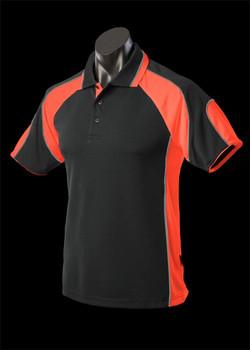 1300 Black & Orange
