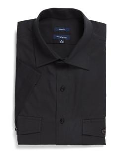 Mens 5271S SS Oxford Shirt Black
