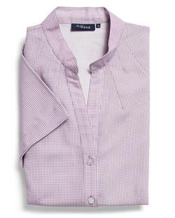 Ladies 1582WS 100% Printed Polyester Shirt Mauve