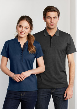 P501MS & P501LS Shadow Polo Front