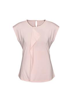 Biz K624LS Ladies Mia Pleat Knit Top Blush Pink
