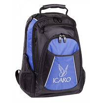 A selection of promotional Backpacks