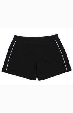 S707HS Mens Shorts Black White.jpg