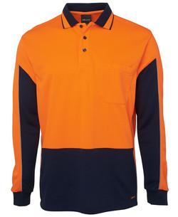 6HVGL Orange-Navy