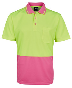 6HVNC Lime-Pink