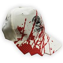 BC01 Unisex Blood Cap - Bloody Effect Decorated Cap
