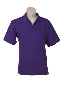 p9000 Mens Oceana  Polo Purple