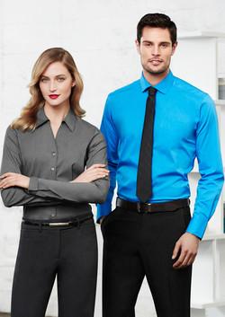 Biz S770ML S770LL Mens and Ladies Monaco Shirts