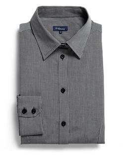 Ladies 5656WL UV Cotton Shirt Black