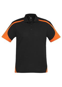 P401MS Black-Orange