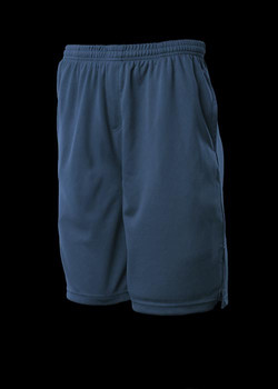 1601 Mens Sports Shorts Navy