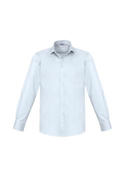 Biz S770ML Mens Monaco LS Shirts White
