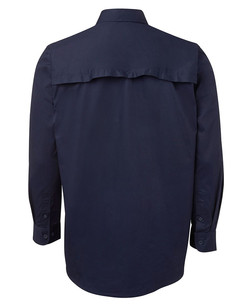6WSLL Back - Navy