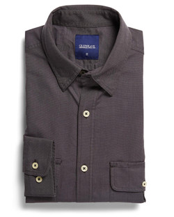 Mens 5271L LS Oxford Shirt Slate