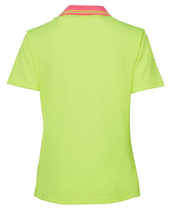 6HNB1 Back - Lime-Pink
