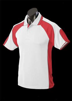 1300 White & Red