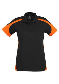 P401LS Black-Orange