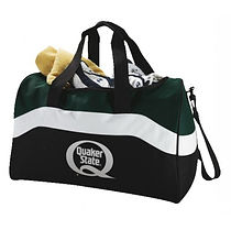 A selection of promotional sports & overnight bags. Decorate with Embroidery, Screen Printing or Digital Transfers.