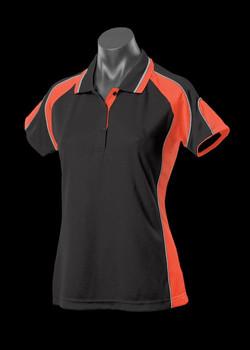 2300 Black-Orange