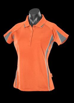 2304 Orange & Charcoal
