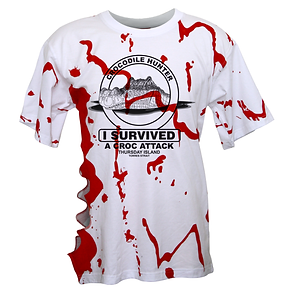 Designed to be a fun souvenir, these shirts go great with a one colour print.